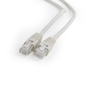 Cablu de retea RJ45 cat 6 30m UTP Gri, Gembird PP6U-30M