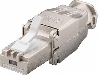 Conector de retea RJ45 cat 6A ecranat