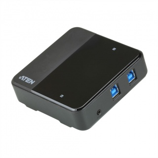 Sharing Switch USB 3.1 Gen1 (USB 3.0) 2 PC x 4 periferice, ATEN US3324