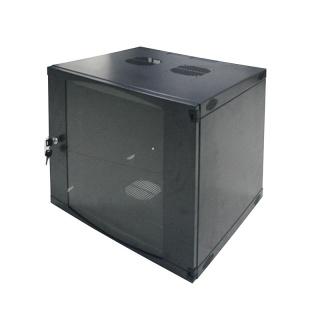 """Cabinet perete 19"""" 12U 540X450mm Negru, Logilink W12F64B"""