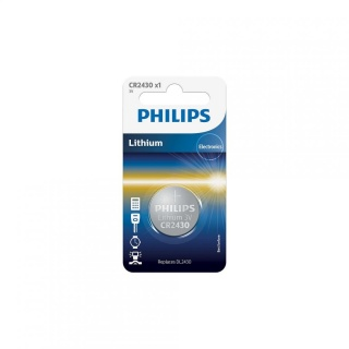 Baterie CR2430 3V Litiu, PHILIPS
