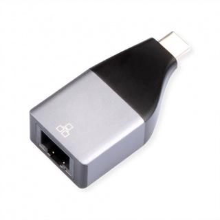 Adaptor USB 3.2 Gen 2 la Gigabit LAN, Roline 12.02.1110