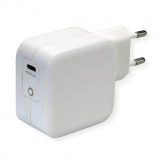 Incarcator priza 1 x USB-C Quick Charge 3.0 PD 61W, Roline 19.11.1018