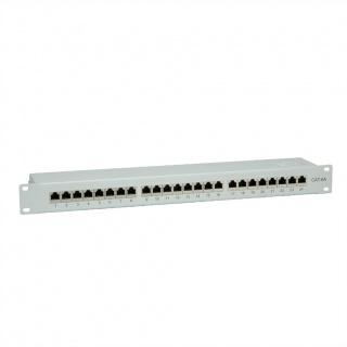 "Patch Panel 19"" STP Cat.6A 24 porturi gri, Value 26.99.0361-5"
