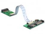 Convertor MacBook Air SSD la  SATA 22 pin, Delock 62429