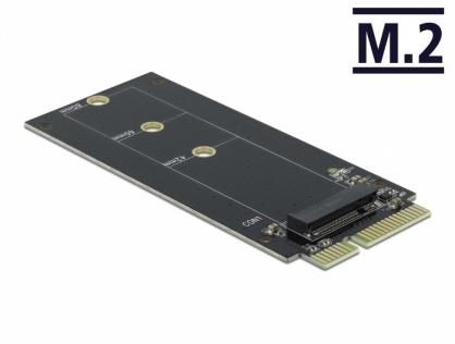 Adaptor SATA 22 pini la M.2 SATA Key B slot, Delock 64099