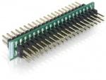 Adaptor 40 pini IDE la 40 pini IDE T-T, Delock 65089