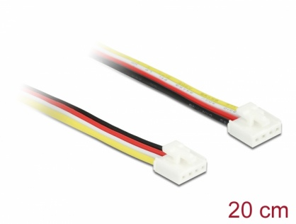 Cablu universal IOT Grove (placi Arduino) 4 pini T-T 20cm, Delock 86952
