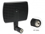 Antena WLAN RP-SMA directionala 5~7 dBi, Delock 88447