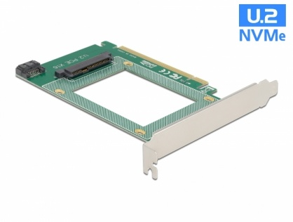 PCI Express la U.2 NVMe SFF-8639 intern, Delock 90051