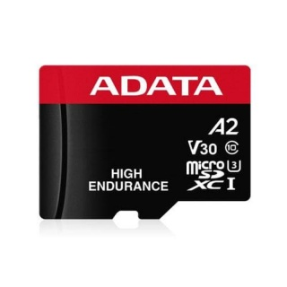 Card de memorie micro SDHC High Endurance 32Gb clasa 10 UHS-I U3, ADATA AUSDH32GUI3V30SHA2