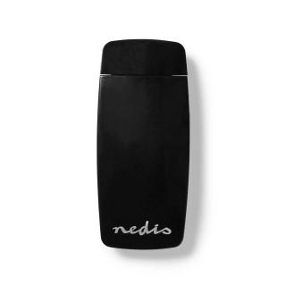 Cititor de carduri USB 3.2 All in 1, Nedis CRDRU3300BK