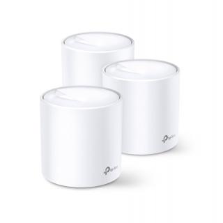 Sistem Mesh Wi-Fi Dual-Band Gigabit AX3000, TP-LINK Deco X60(3-pack)