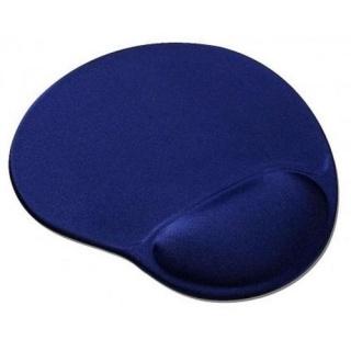 Mouse pad cu gel Albastru, Gembird MP-GEL-B