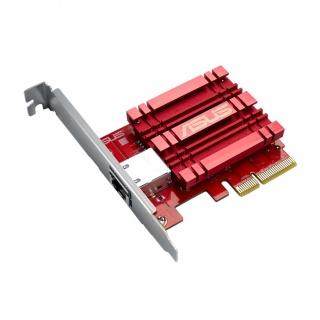 Placa de retea PCI Express la 1 x RJ45 10Gbps, ASUS XG-C100C