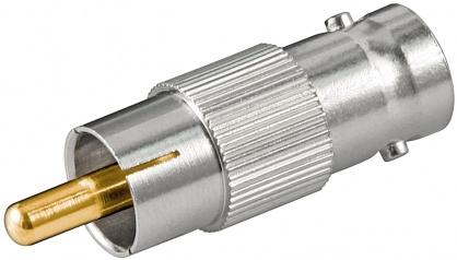 Adaptor BNC la RCA M-T, Goobay 11355