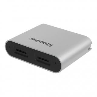 Workflow USB USB 3.2 Gen 1-C la microSD Reader, Kingston WFS-SDC
