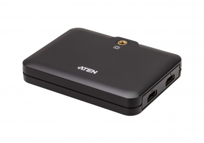 Placa de captura video CAMLIVE+ HDMI la USB-C UVC cu PD 3.0, ATEN UC3021