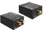 Convertor audio S/PDIF Digital la Analog RCA, Delock 62444