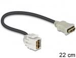 Modul Keystone HDMI-A 250 grade mama, Delock 86328