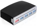 Hub USB 3.0 intern/extern 4 porturi, Delock 61898